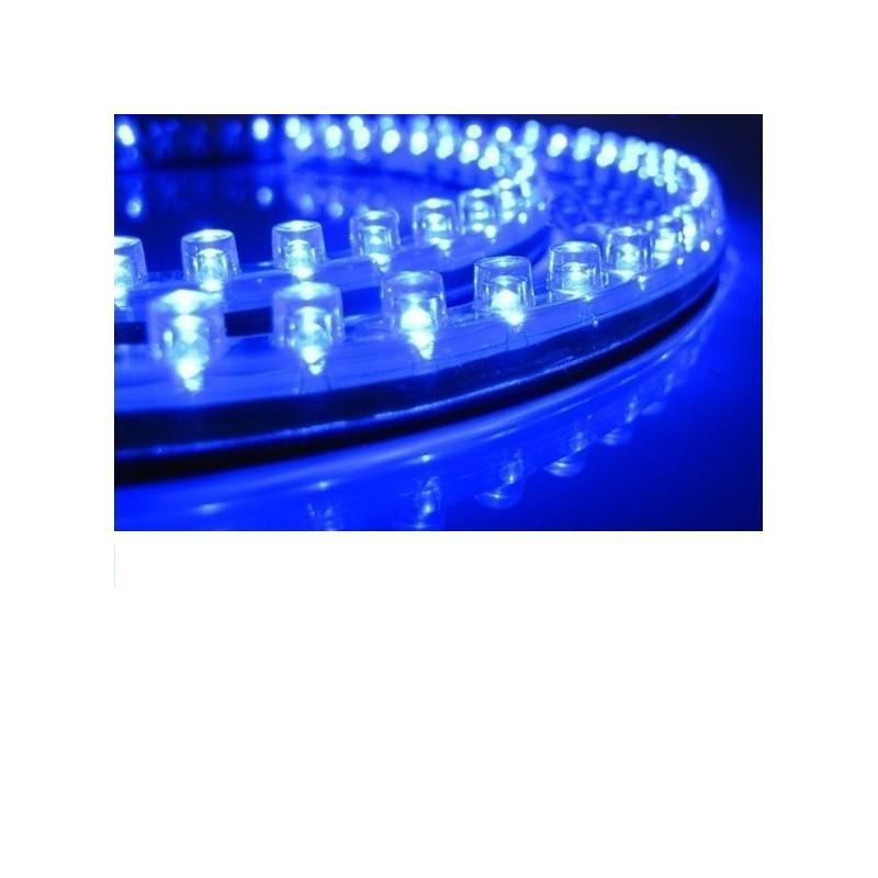 Tira 48 led 50 cm flexible resistente al agua - Precio tira led ...