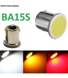BOMBILLA BA15S COB LED
