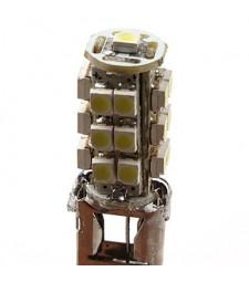 BOMBILLA H1 25 SMD LED LUZ BLANCA