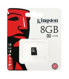 TARJETA DE MEMORIA MICRO SD 8GB HC KINGSTON