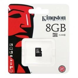 TARJETA MICRO SD 8GB HC KINGSTON