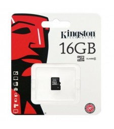 TARJETA DE MEMORIA MICRO SD 16GB HC KINGSTON