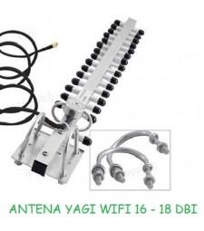 ANTENA YAGI 16DBI-18DBI RP-SMA WIFI DIRECCIONAL