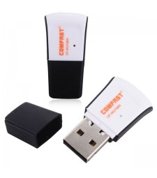MINI WIFI USB 150 Mbps COMFAST INTERNET EN PC ORDENADOR