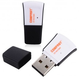 MINI WIFI USB 150 Mbps COMFAST INTERNET EN PC ORDENADOR