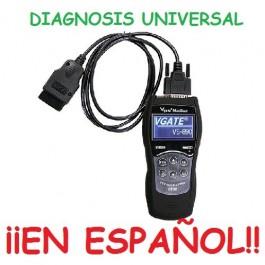 HERRAMIENTA DIAGNOSIS VS890 UNIVERSAL