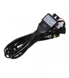 Controlador Kit H13 Bi Xenon 2 Bombillas Conexión Directa a Batería