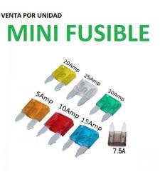 Mini Fusible Universal Coche Moto Camión Furgoneta Carabana