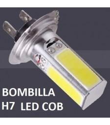 BOMBILLA H7 LED COB