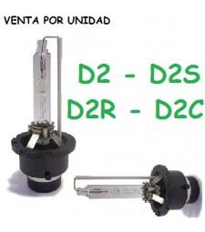 BOMBILLA D2R D2C D2S XENON ORIGINAL D2 DE SERIE COCHE