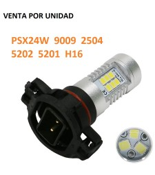 BOMBILLA LED PSX24W H16 9009 5201 2504 5202