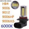 BOMBILLA LED HB4 9006 9012 9006HP/XS
