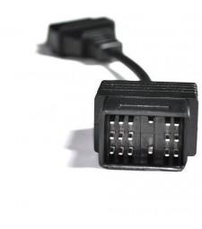 Cable Adaptador Toyota y Lexus 17 pin ODB a OBD2 16 pin Diagnóstico