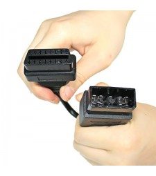 Adaptador SUBARU 9 pin a OBDII 16 pin universal