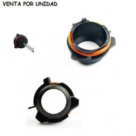 Soporte Porta Lámparas Kit de Led o Xenon Bombilla BMW Serie 5 Ref. 9