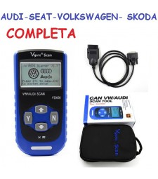 Equipo Diagnostico VAG Audi Seat Skoda Volkswagen Completa Independiente