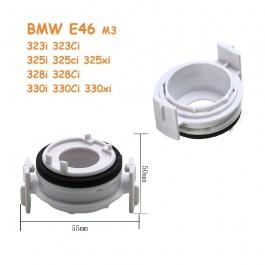 Soporte Lámparas Kit de Led o Kit de Xenon Bombilla H7 BMW E46 Ref. 25