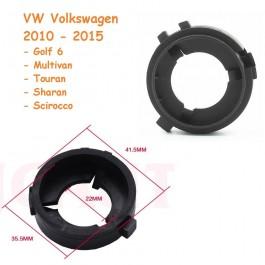 Soporte Lámparas Kit de Led o Kit de Xenon Bombilla H7 VW Vag Ref. 5
