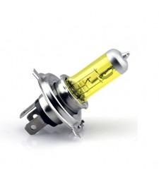 Bombilla H4 Halógena 55/60W - 90/100W 3000K luz amarilla cruce y larga
