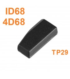 Chip Transponder ID68 TP29 4D68 Toyota y Lexus