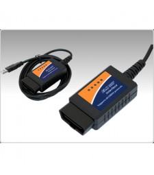 ELM327 USB DIAGNOSIS UNIVERSAL COCHE ERROR MOTOR OBD