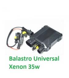 Balastro Xenon HID 35W Universal Repuesto Equipo de Recambio Coche