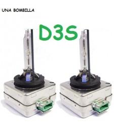 BOMBILLA D3S XENON ORIGINAL DE SERIE D3 D3R D3C COCHE RECAMBIO REPUESTO