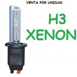 BOMBILLA H3 XENON 35W / 55W