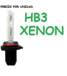 BOMBILLA HB3 9005 HIR1 9011 XENON 35/55W COCHE MOTO UNIVERSAL REPUESTO