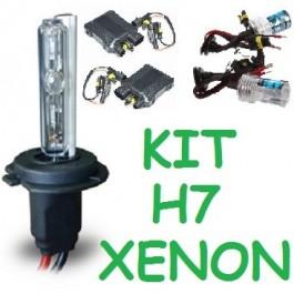 KIT XENON H7 PARA 2 FAROS 35/55W